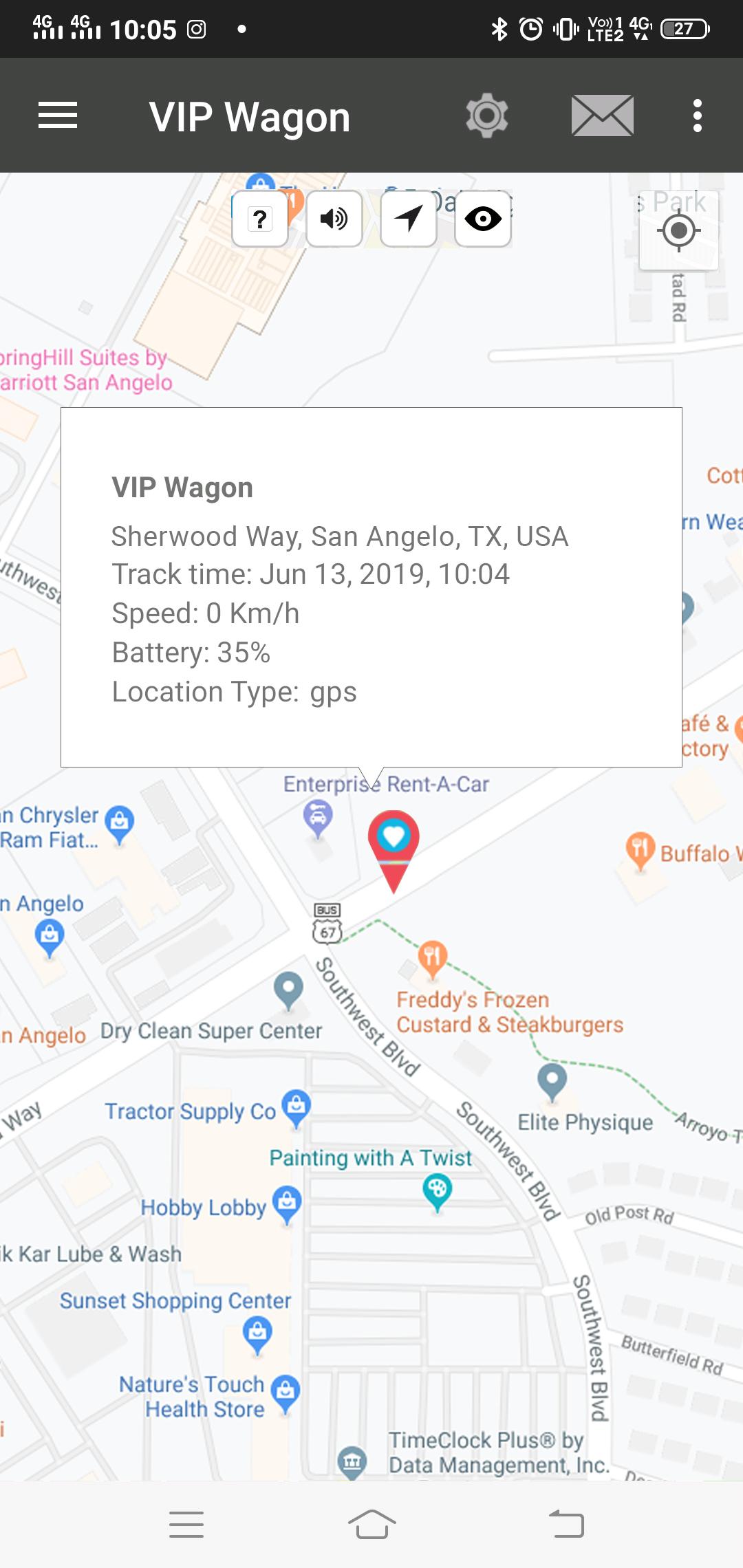 Tracki GPS