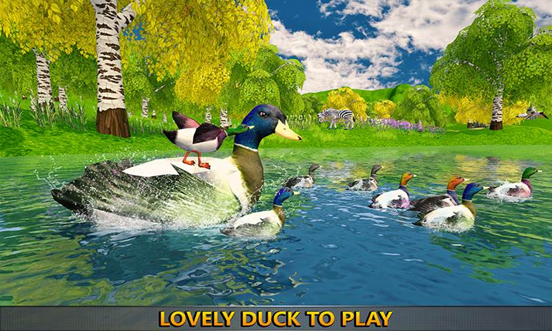 Ultimate Duck Family SIM: Fantasy Land