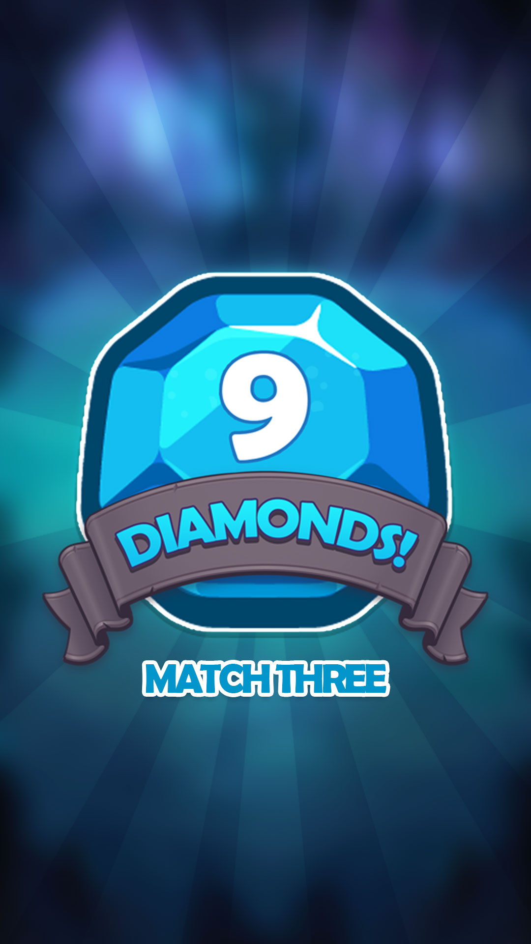 9Diamonds - Match 3