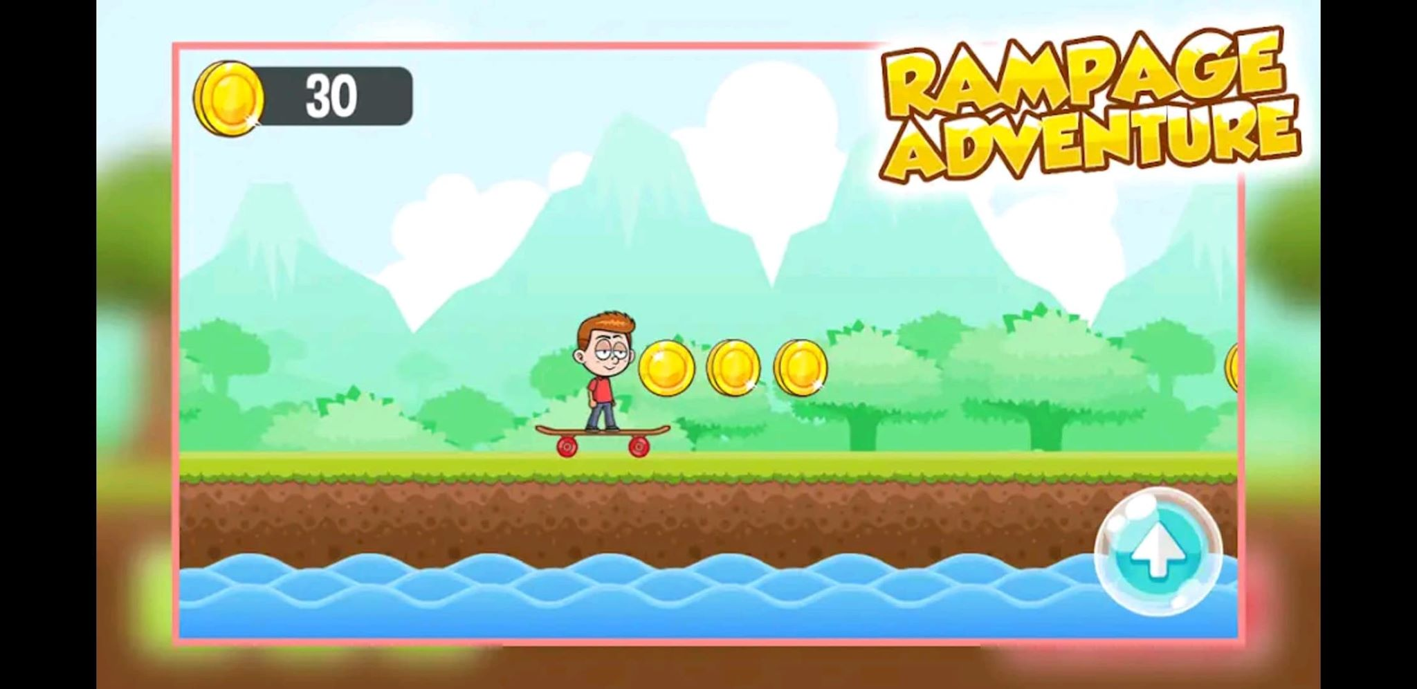 Rampage Adventure