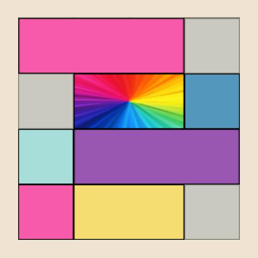 SlideBlock - Line Remove Puzzle