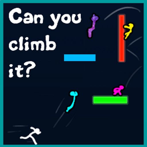 Stickman climb