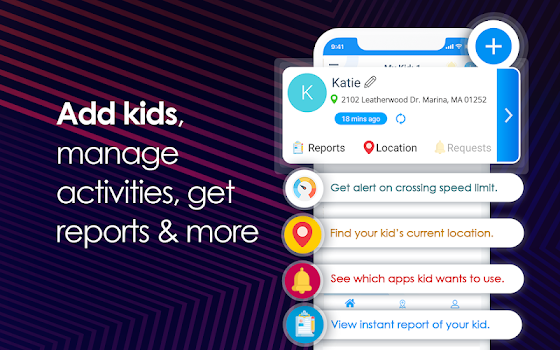 Bit Guardian Parental Control - Secure & Safe Kids