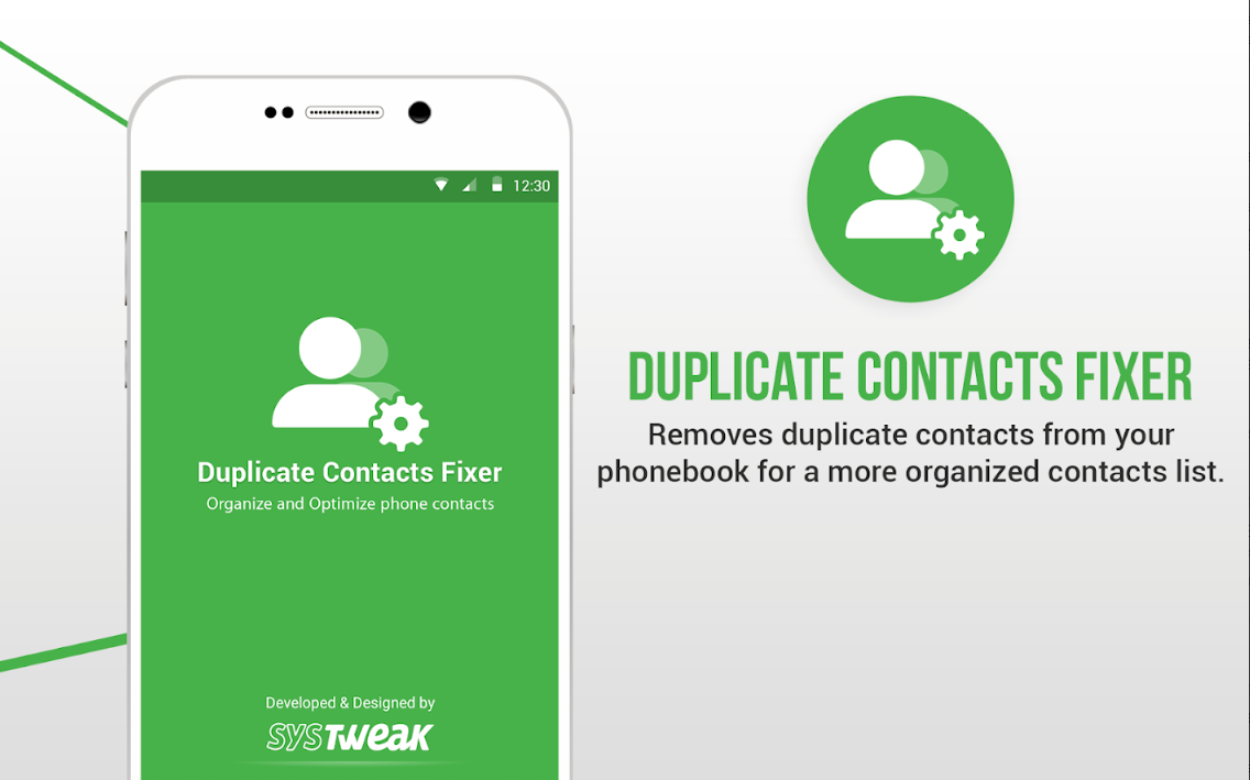 Duplicate Contact Fixer And Remover