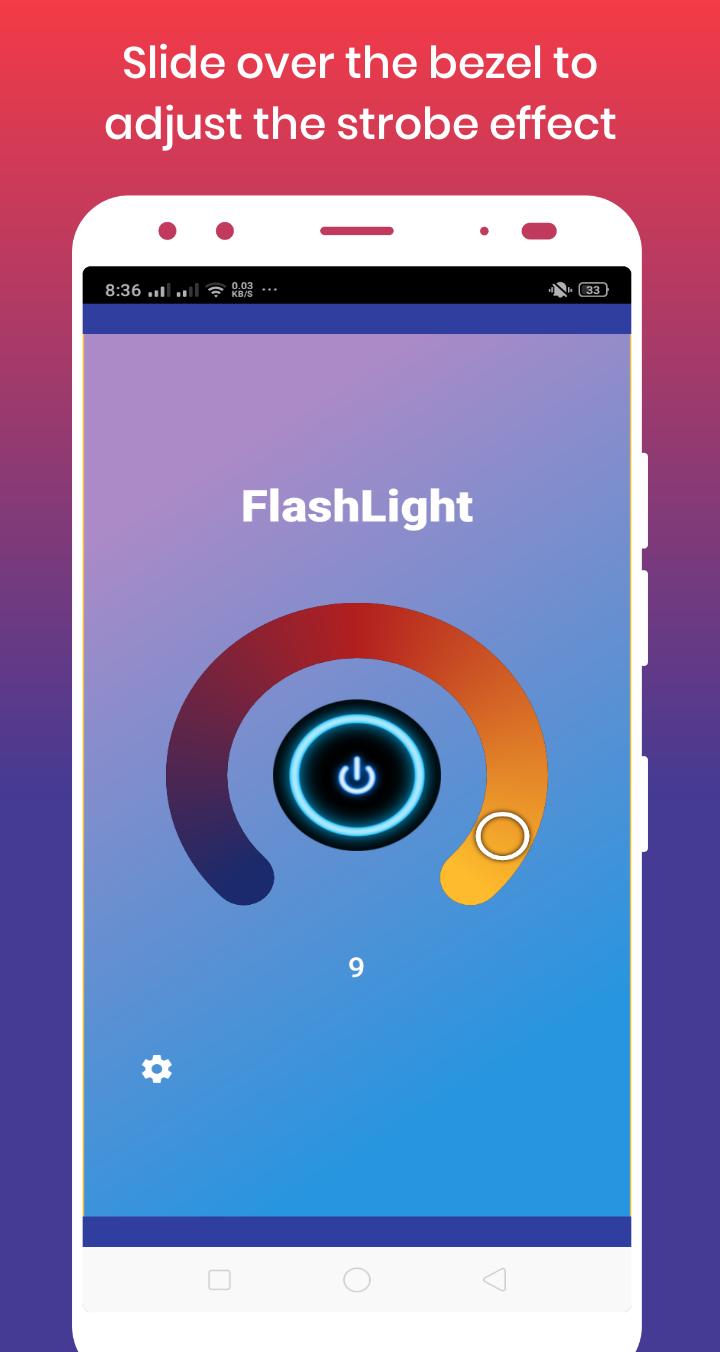 Flash Light App - Lite Version