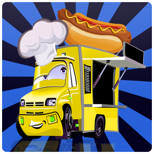 Food Truck Rush : Race For Delivery