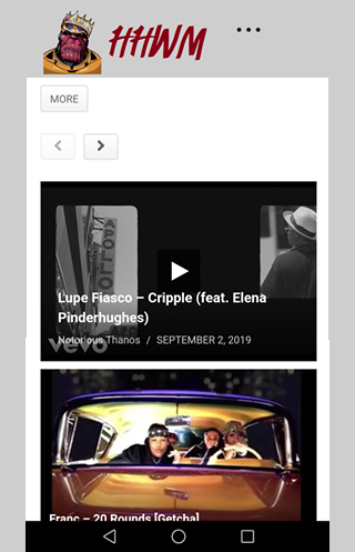 Hip Hop World Music | HHWM