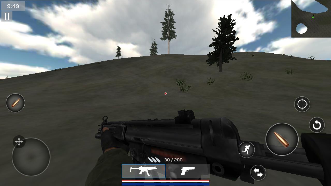 Modern Warface : FPS Shooter 2020