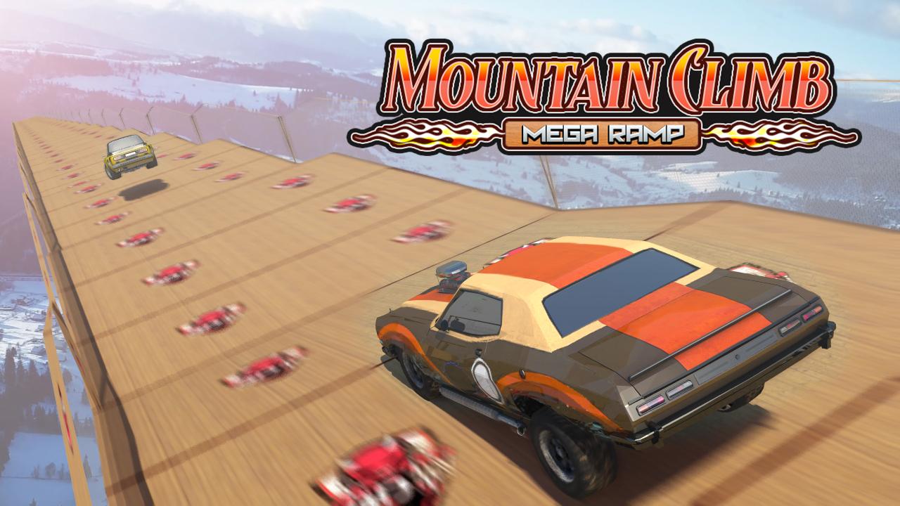 Mountain Climb - Mega Ramp