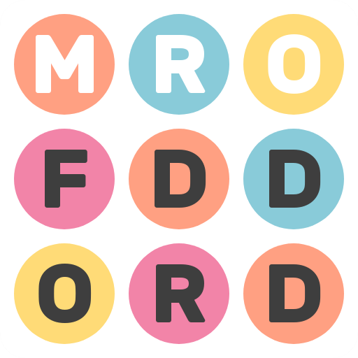 Mr Oddford - Find Words
