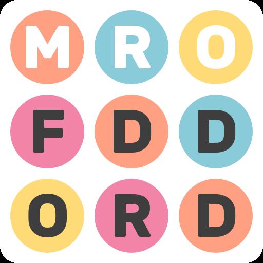 Mr Oddford - Find Words