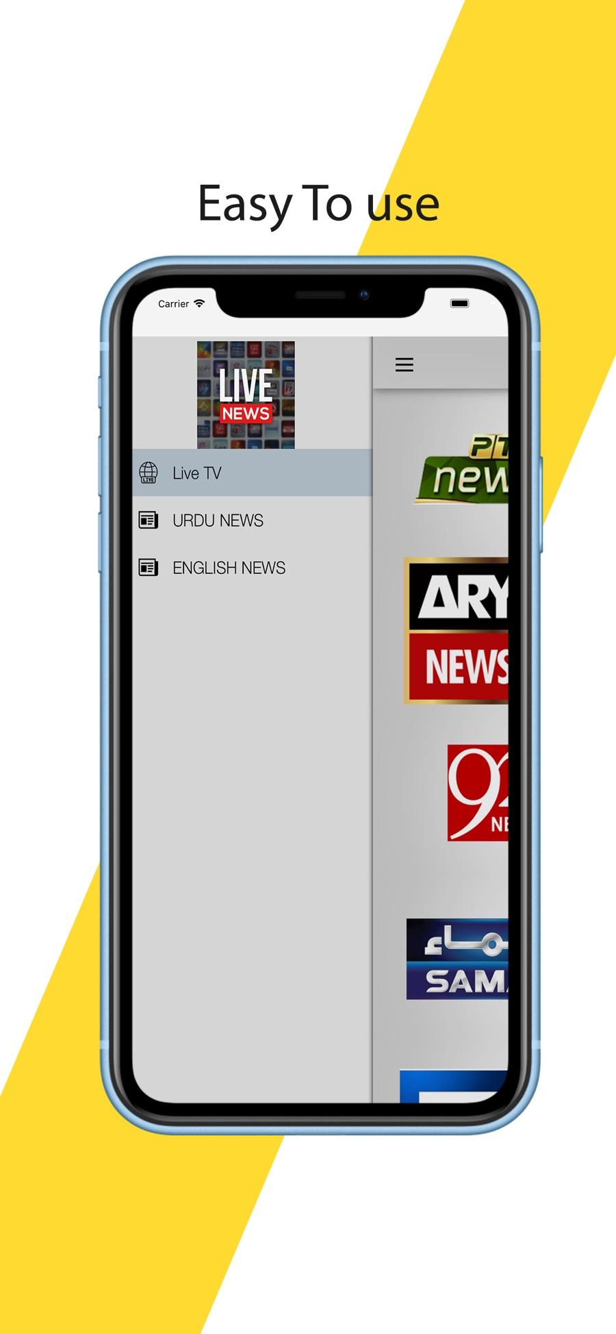 Pak News Channels
