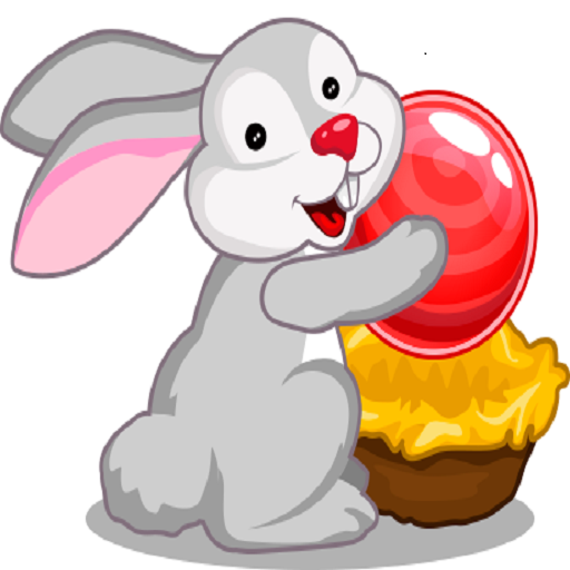 US Easter Bunny Bubble Shooter 2019