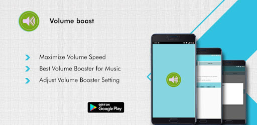 Volume Booster for Android - Sound Booster App