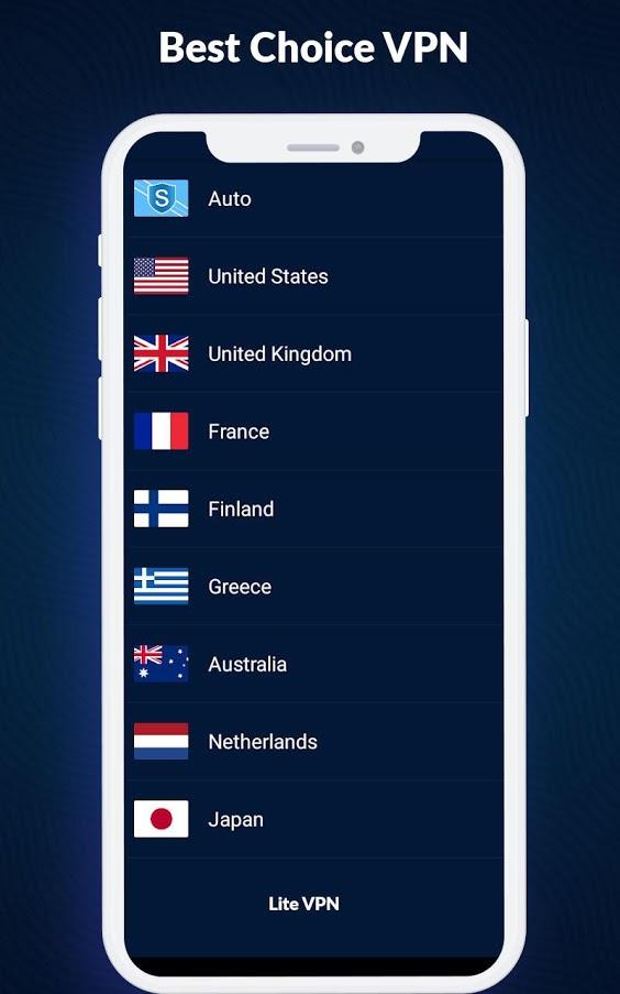 VPN Lite - Super Lite Vpn Fast