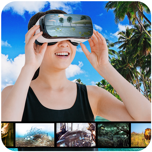 Vr Video Watch free - Vr Adventure 3D 360 videos