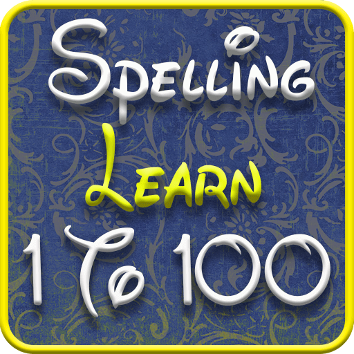 1 to 100 spelling learning : games for kids