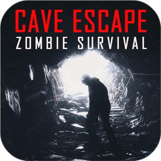 Cave escape - Boy Escape Zombie Survival games