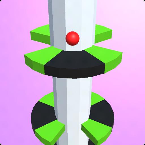 Drop down - bounce ball