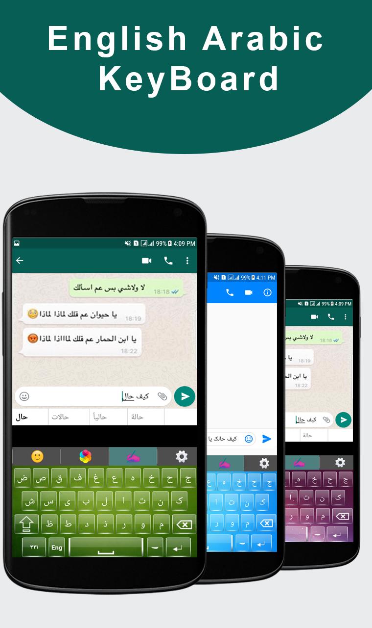 Easy Arabic keyboard and Typing Arabic