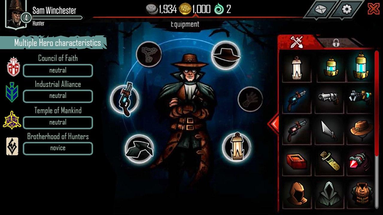 Evilibrium: Soul Hunters