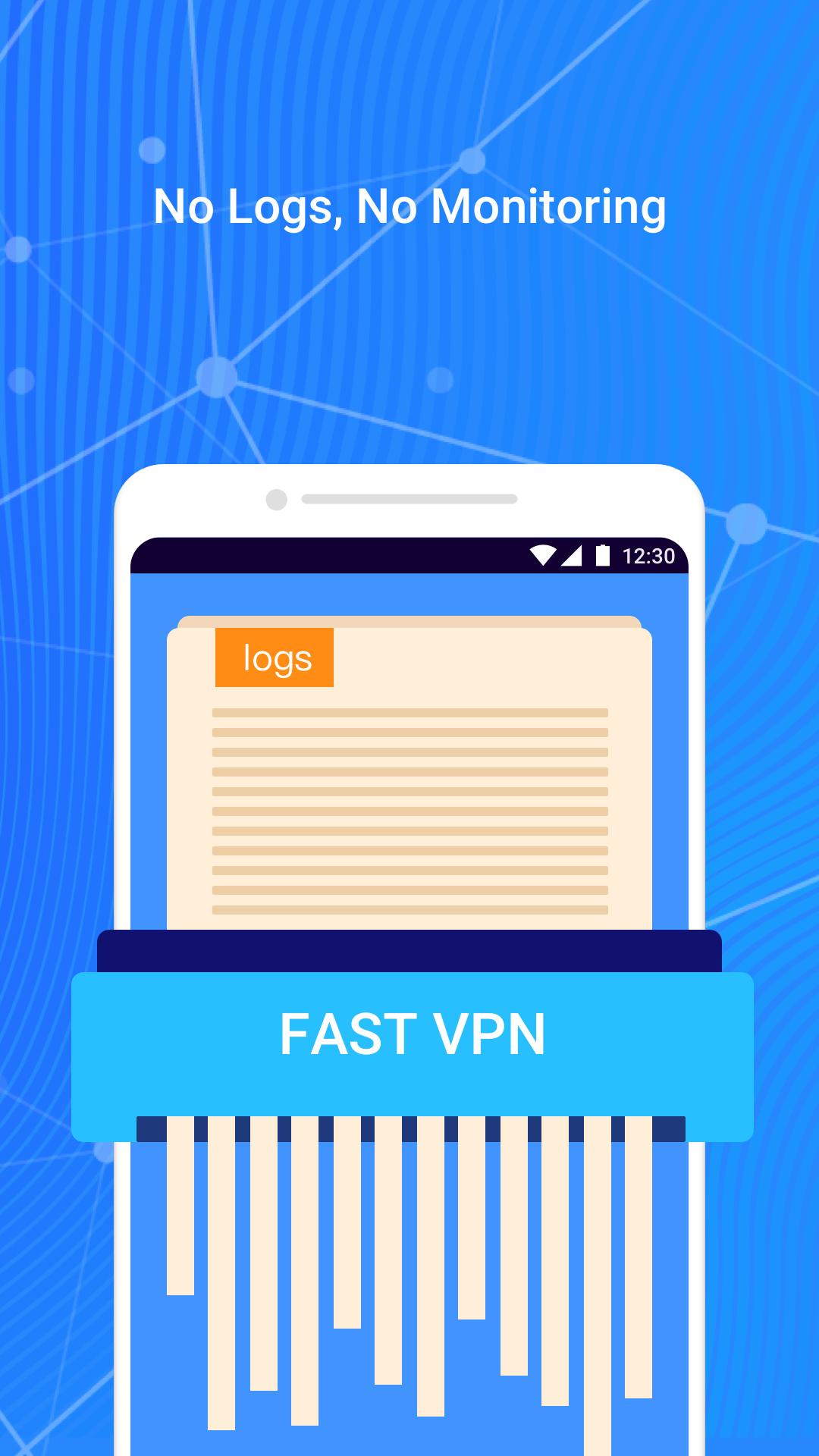 Fast VPN – Free VPN Proxy & Secure Wi-Fi Unblock