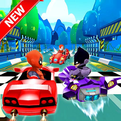 Racing Heroes 3D
