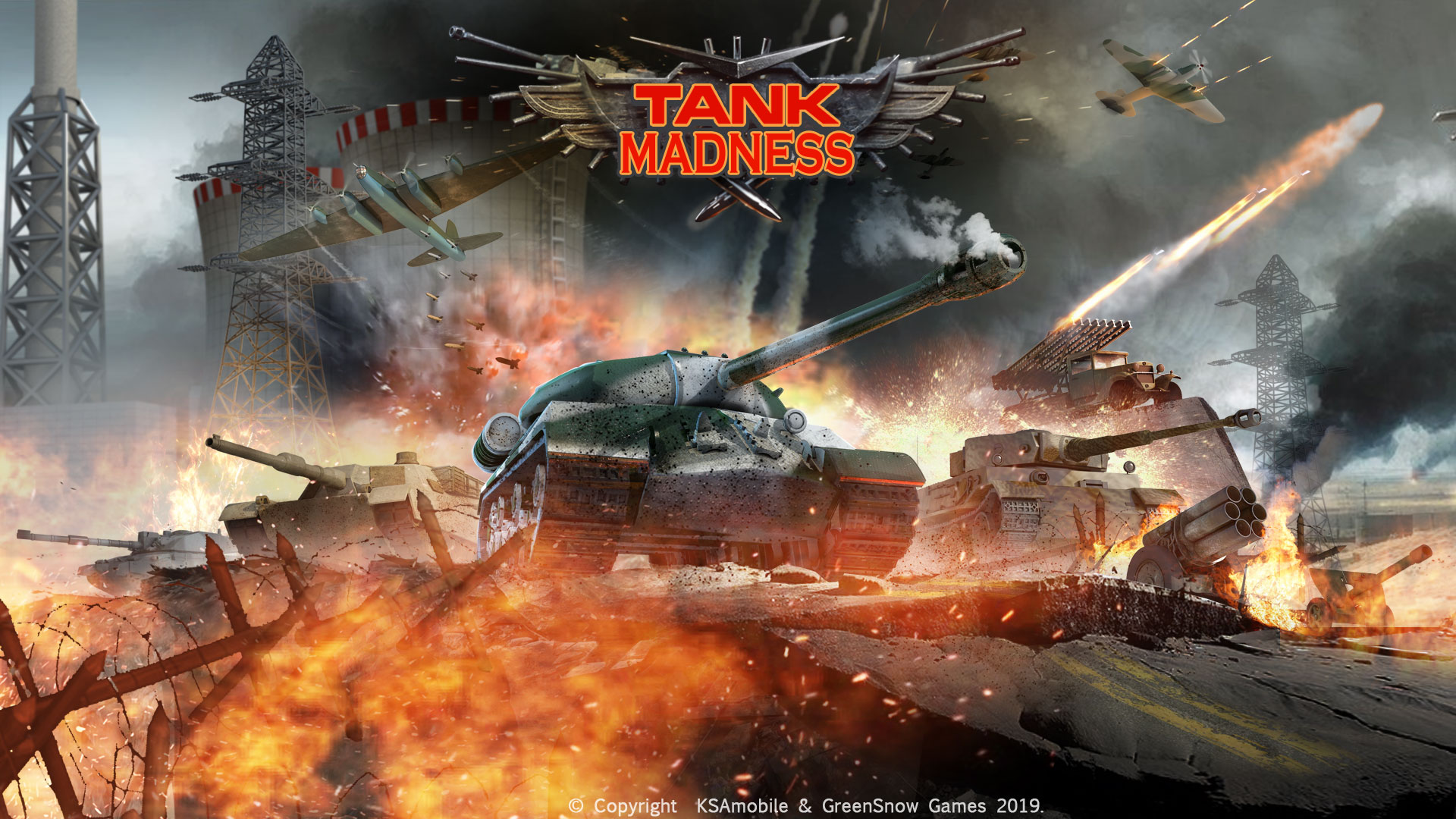Recruit: Tank Madness
