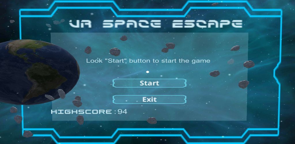 Space Game VR