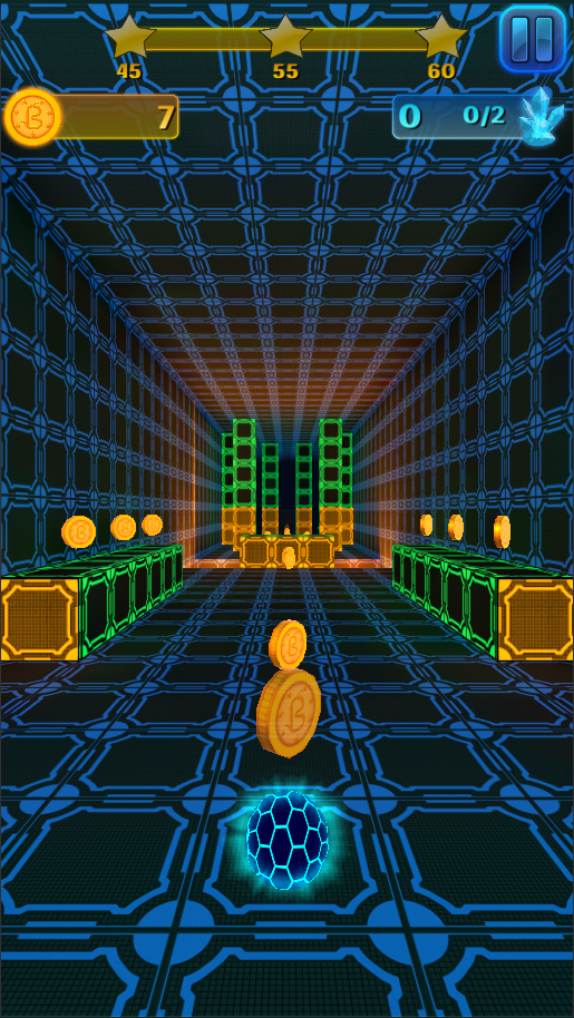 SpaceBall Runner 3D