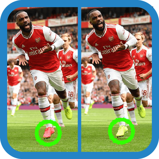 Spot the Differences - EPL Premier League 2019-20