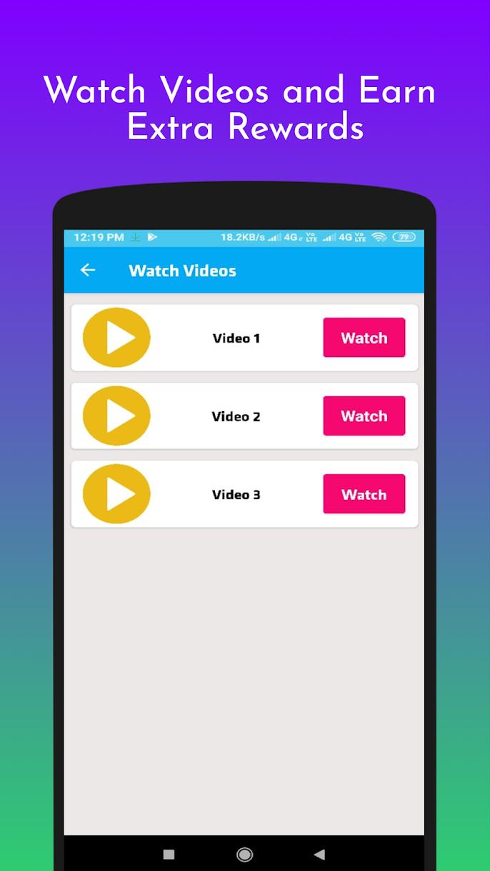 Tutun - Earn Rewards App