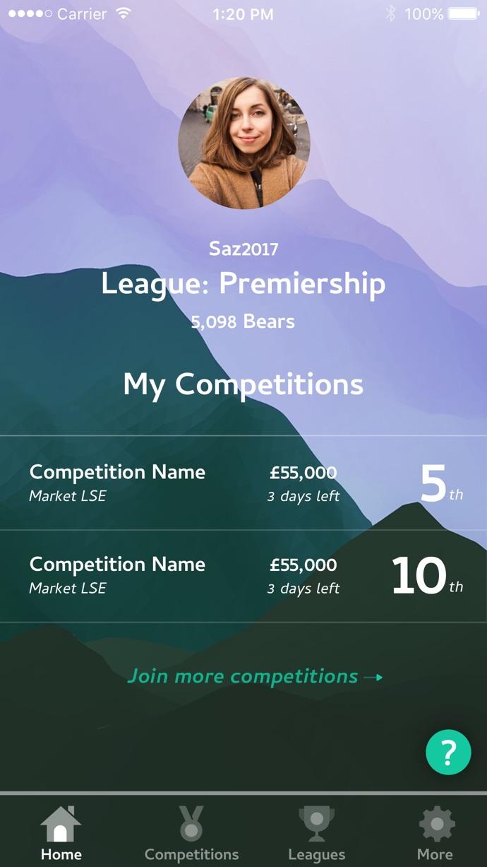 BullBear  - Fantasy Finance League