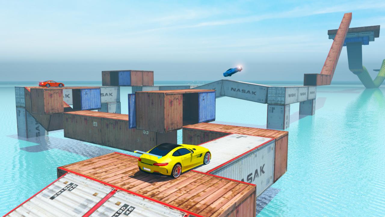 Car Stunt Master - Multiplayer Car Stunt Master