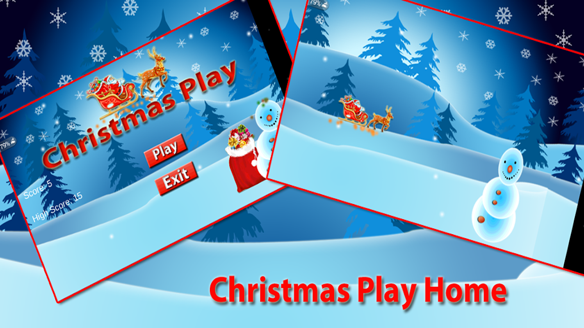 Christmas Play  – Christmas Festival Game