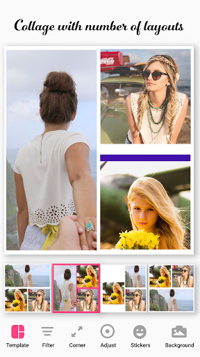 Free photo editor - Pic and collage maker