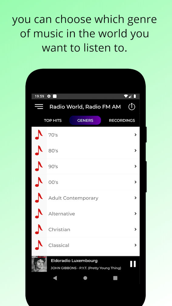 Radio World - Online Radio & World Radio Stations