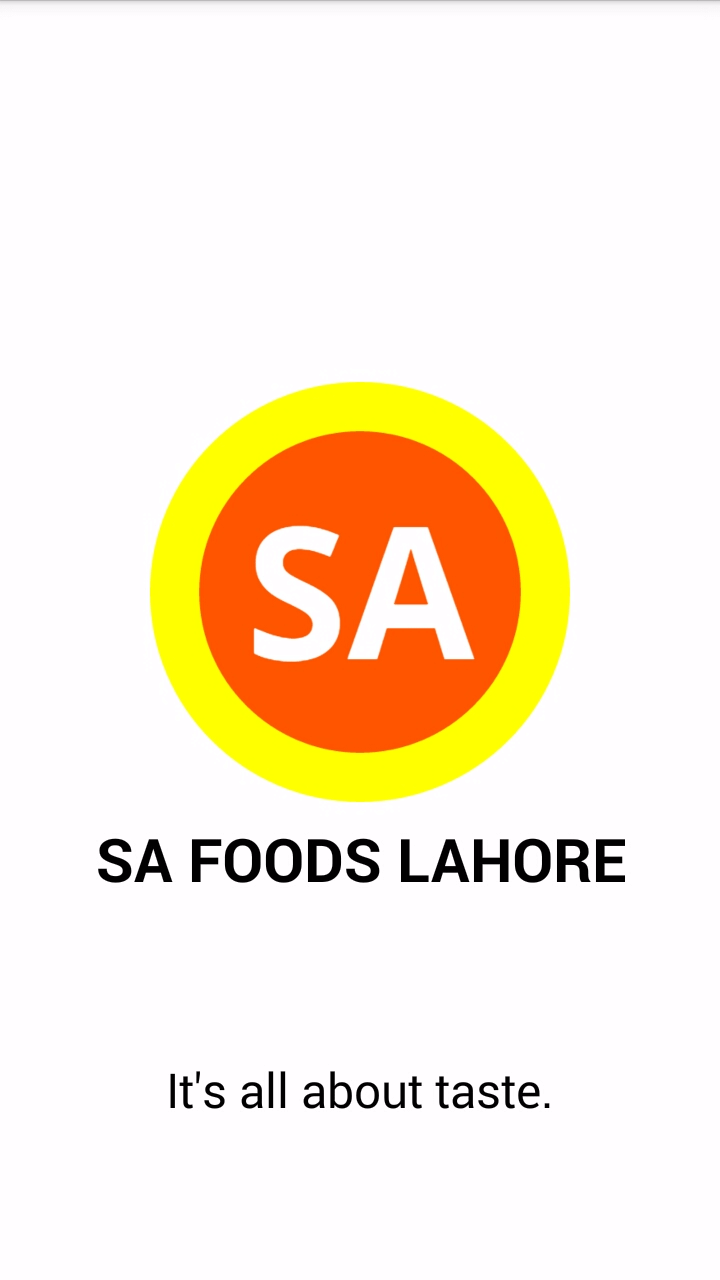 SA FOODS LAHORE - Eat good, tasty and halal