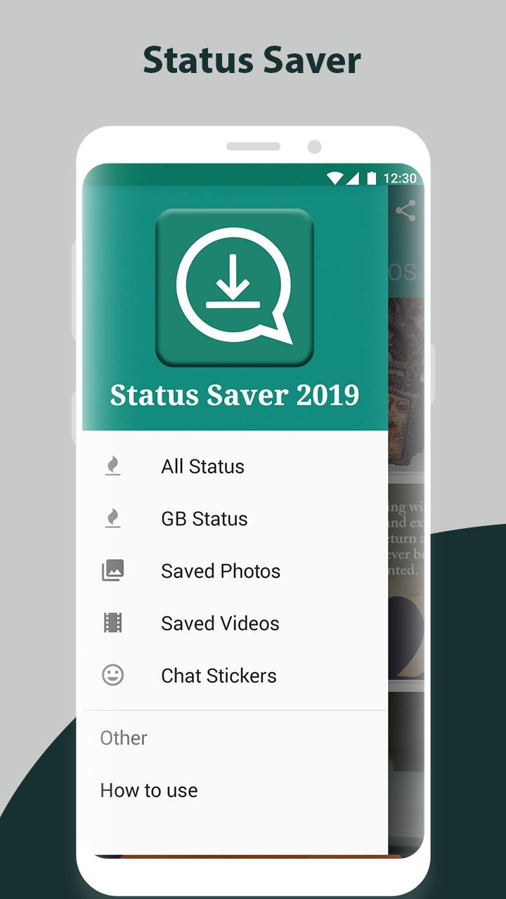 Save Status to Gallery 2019 : Status Saver