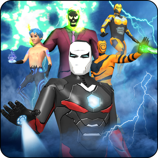 Superheroes Battle Simulator