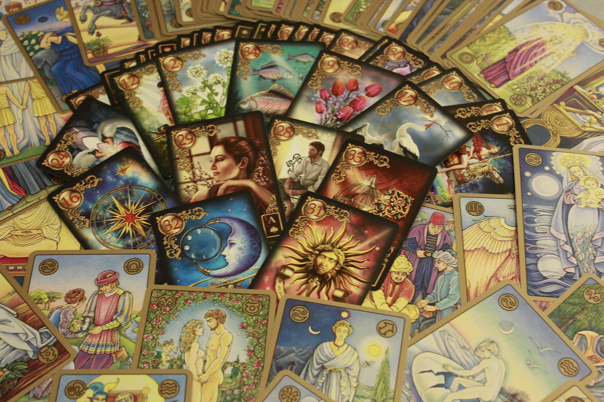 Tarot-Life