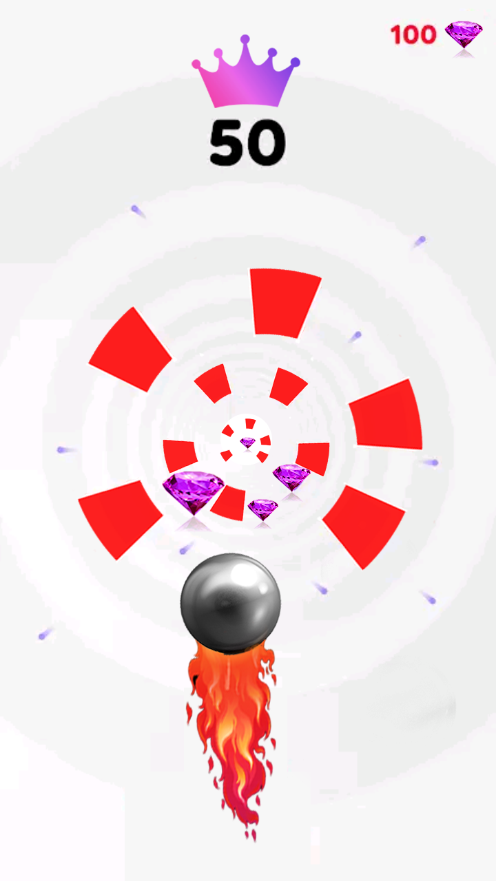 Vortex Ball Drop