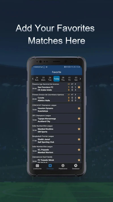 Goaloo LiveScores