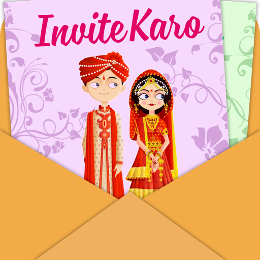 InviteKaro: Wedding Video Invitation Card Maker