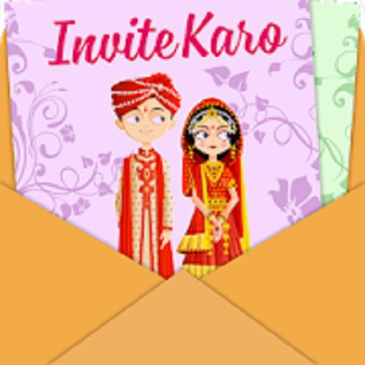 InviteKaro: Wedding Video Invitation Card Maker