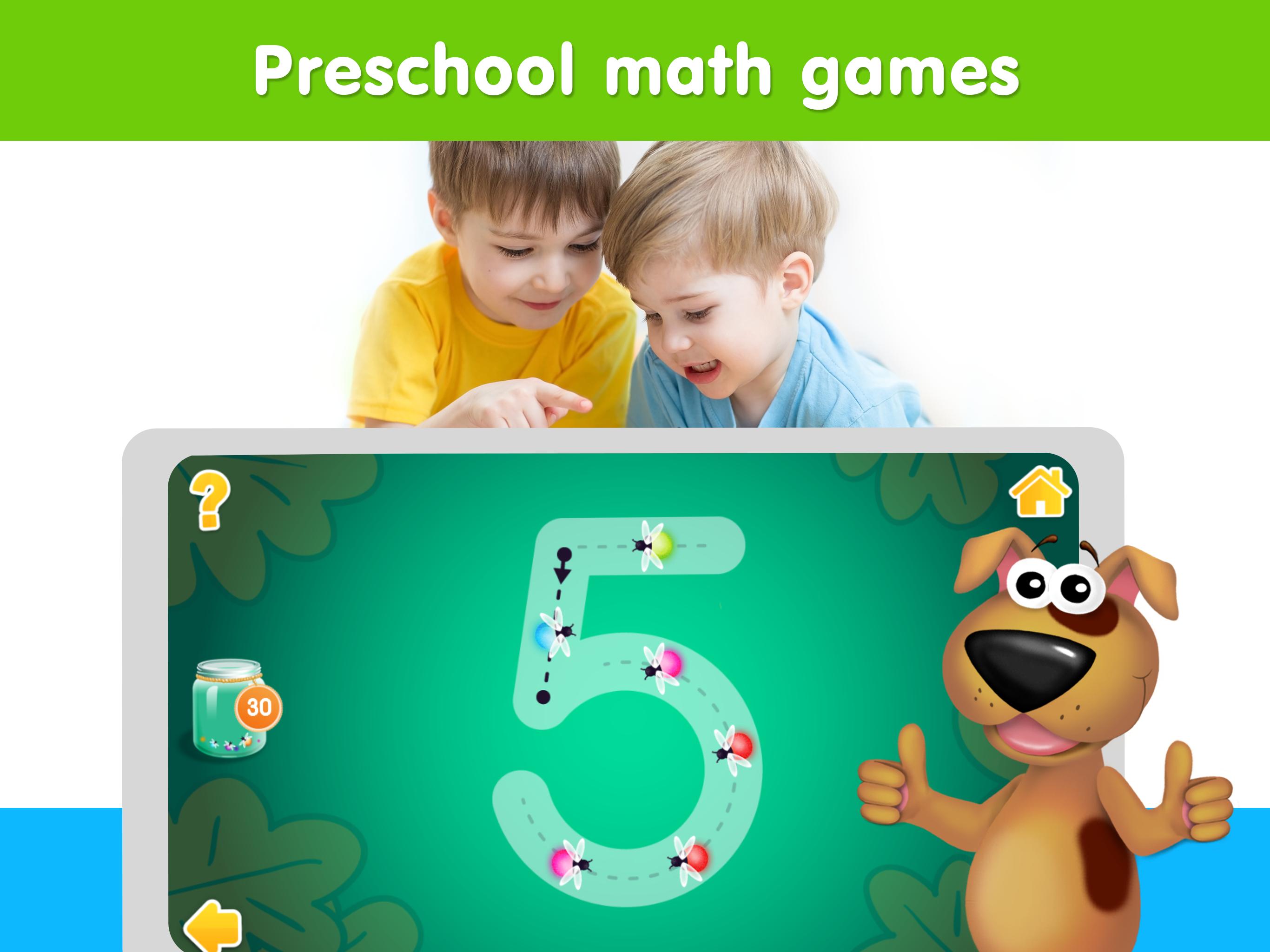 Kindergarten Math & Reading