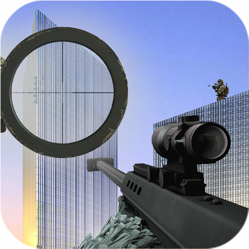 Real 3d sniper shooter : traffic shooter