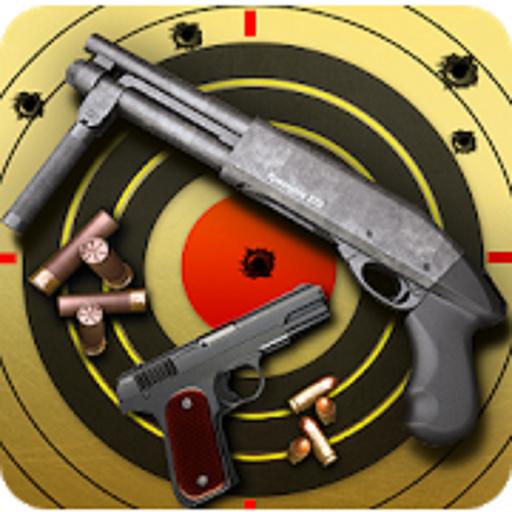 Shooting Range Gun Simulator - Gun Fire