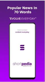 Shortpedia News App
