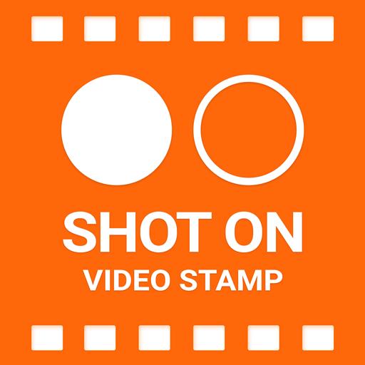 Shot On Video Stamp: ShotOn Stamp Camera & Gallery